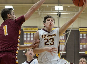 University of Minnesota Duluth Bulldogs Basketball