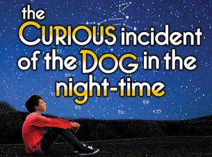 Walnut Street Theatre's The Curious Incident of the Dog in the Night-Time