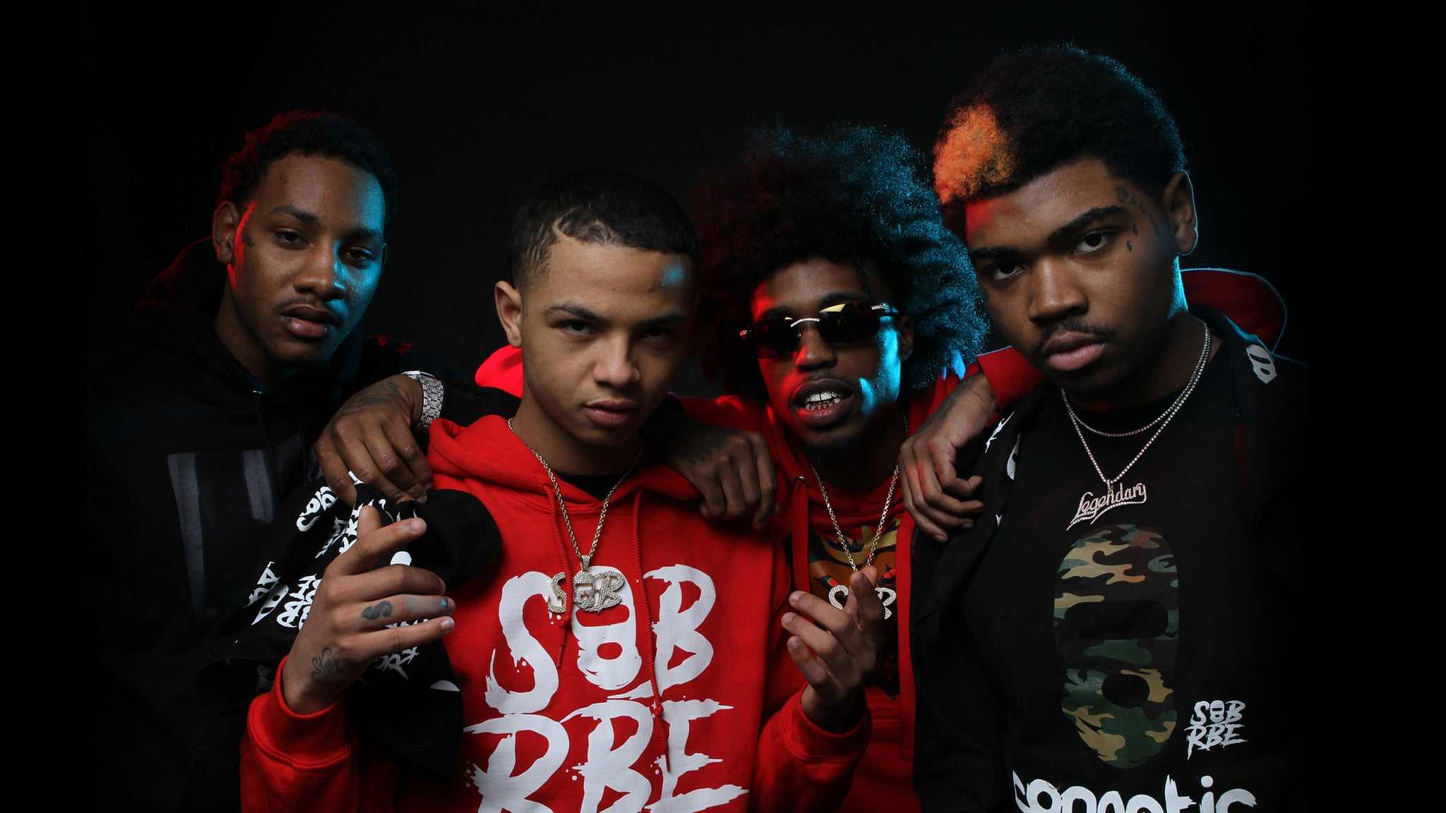 SOB X RBE at Knitting Factory Concert House - Boise