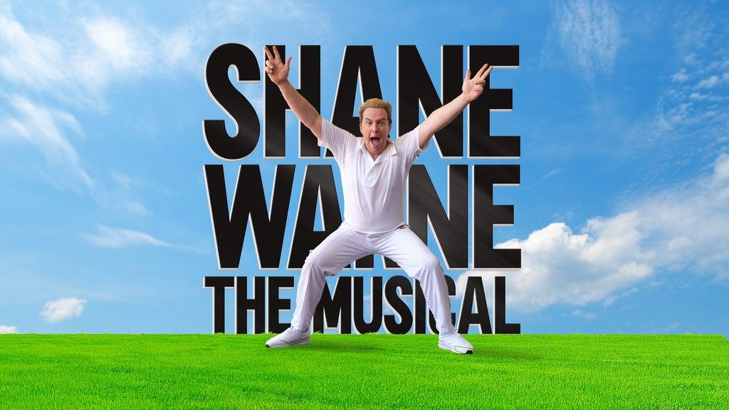 Hotels near Shane Warne the Musical Events