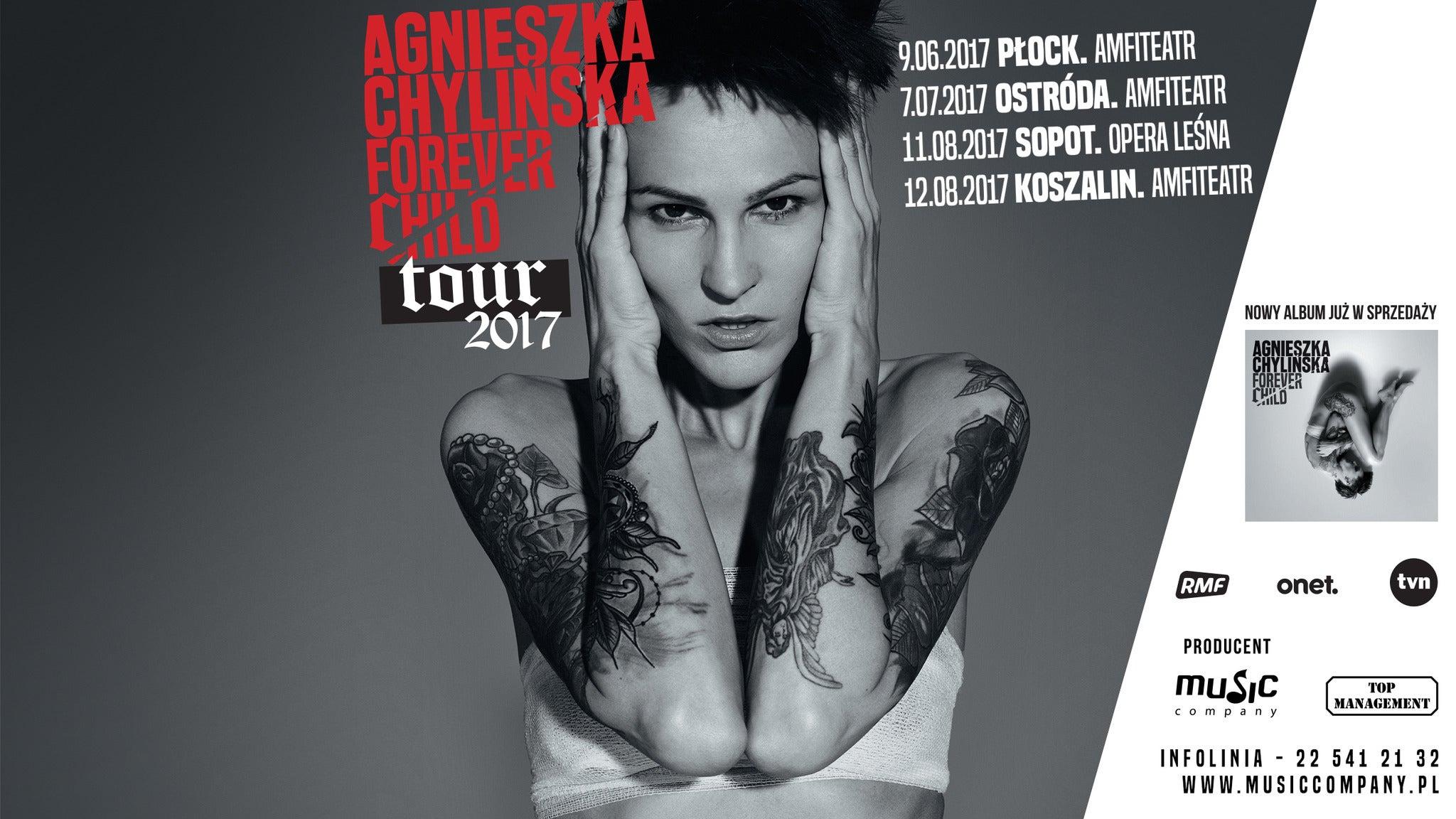 Agnieszka Chylińska – Forever Child Tour