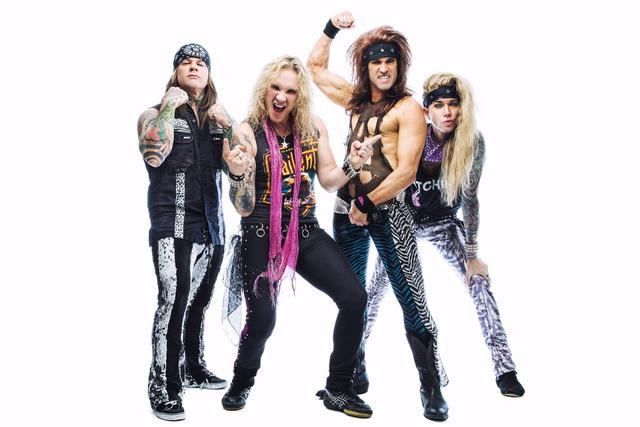 Steel Panther | Cleveland, OH | House Of Blues - Cleveland | December 12, 2017