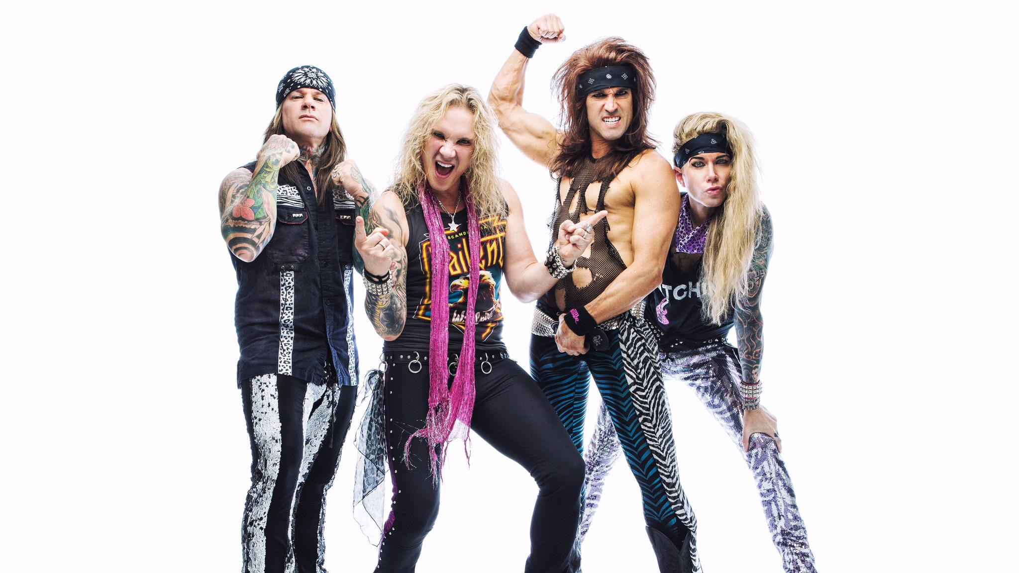 Steel Panther at House of Blues Anaheim