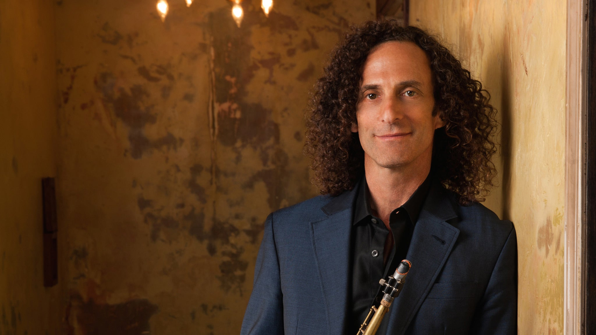 Kenny G at Miller Theater - GA