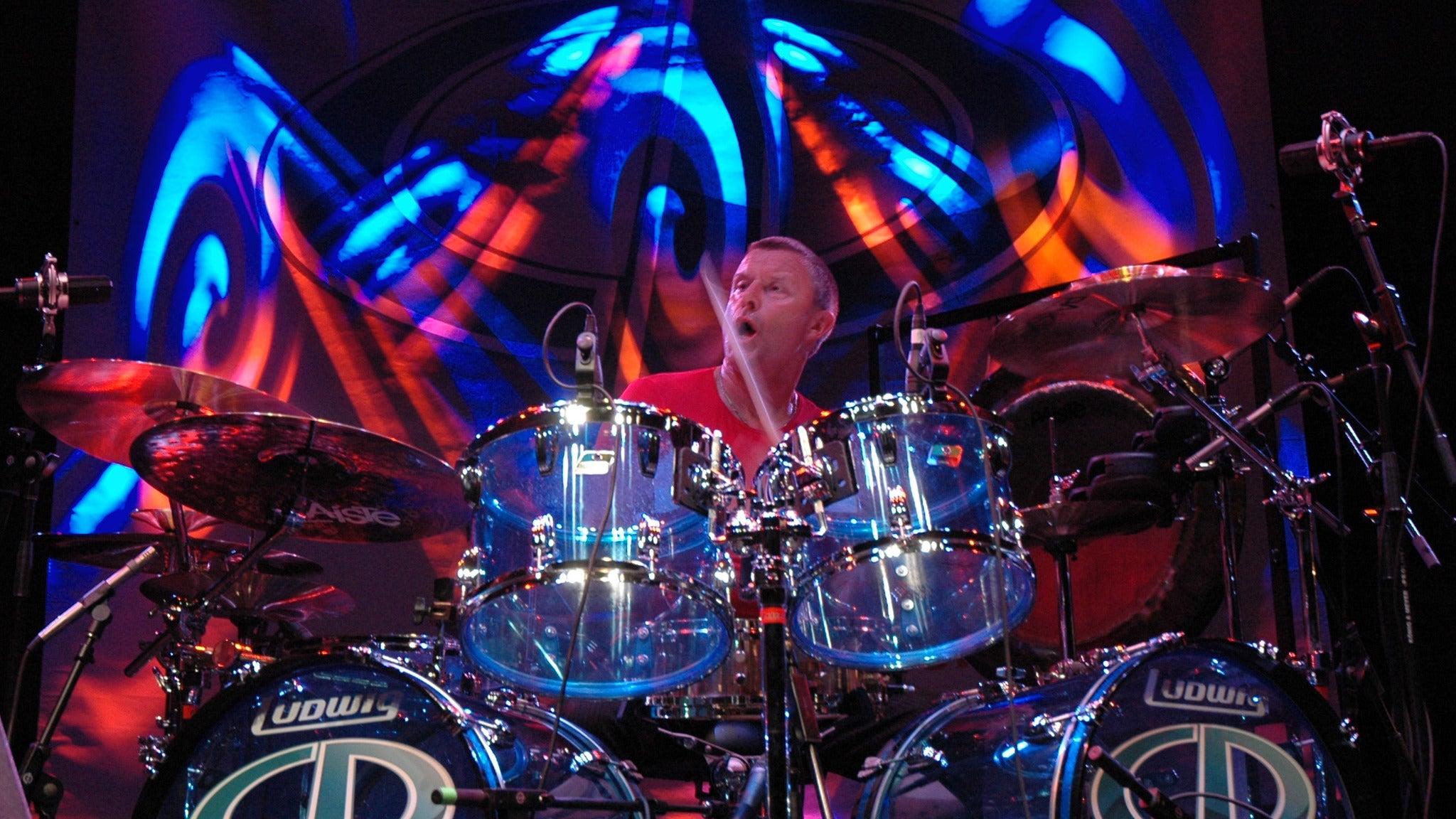 Carl Palmer at BLK Live