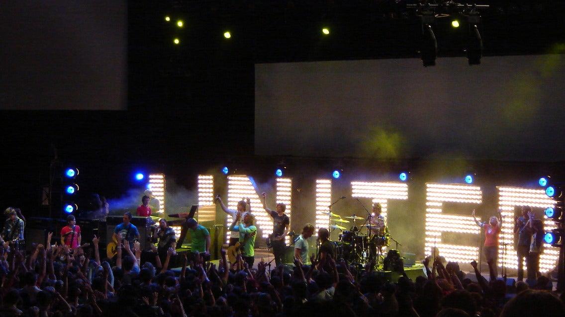 Hillsong United - Empires Tour at Webster Bank Arena