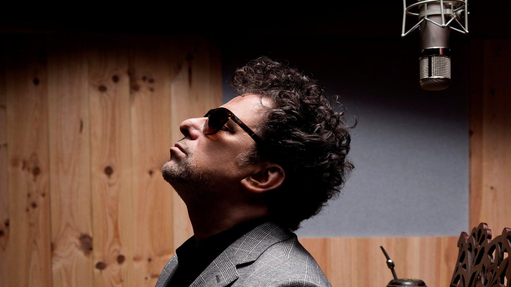 Andrés Calamaro at The Wiltern