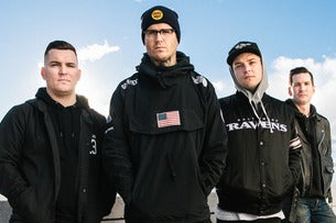 Image used with permission from Ticketmaster   The Amity Affliction tickets