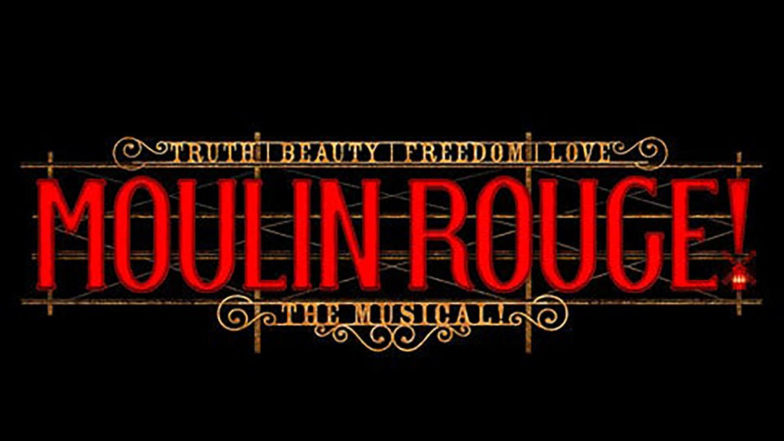 Moulin Rouge! The Musical (Chicago)