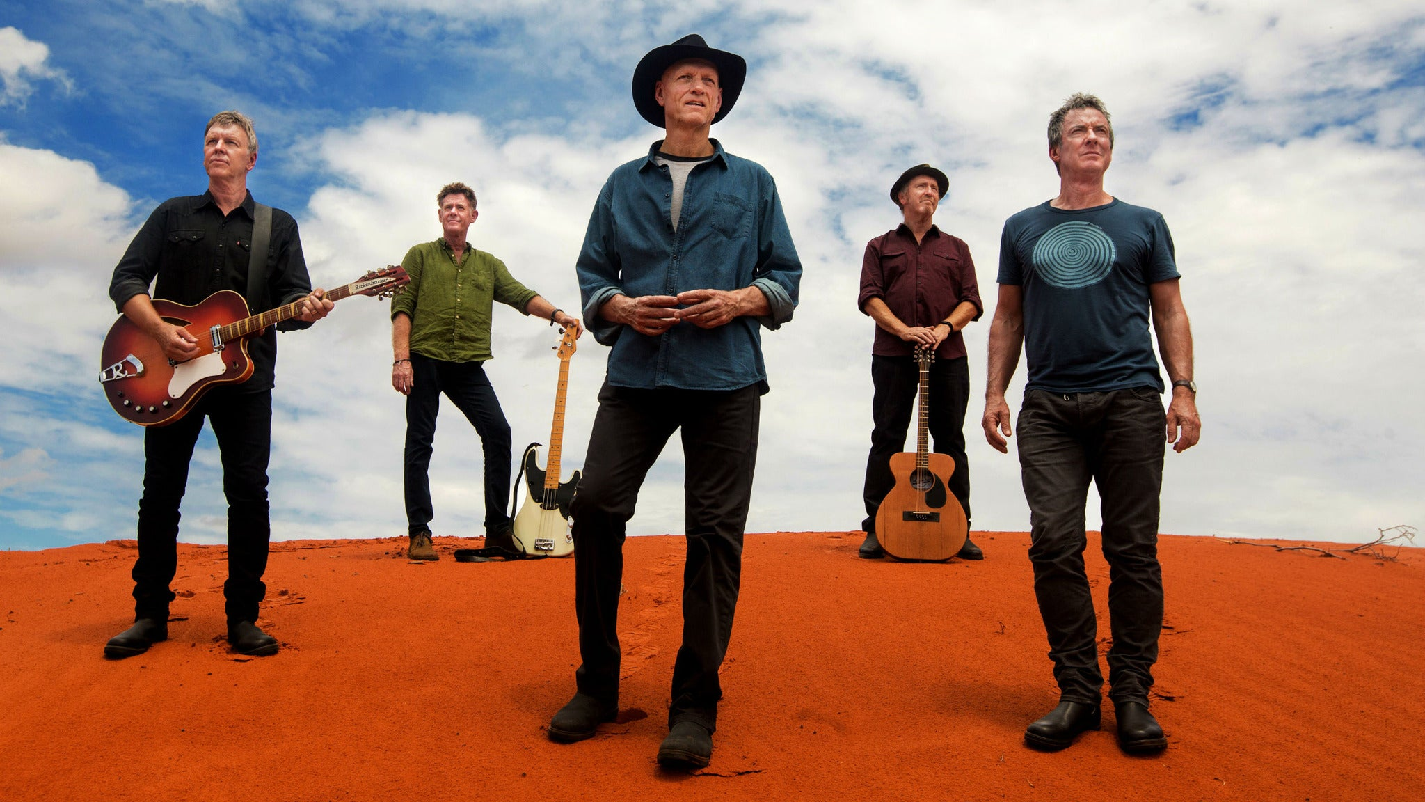 92.5 The River presents Midnight Oil - The Great Circle Tour