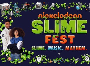 NICKELODEON SLIMEFEST SSE Arena Wembley Seating Plan