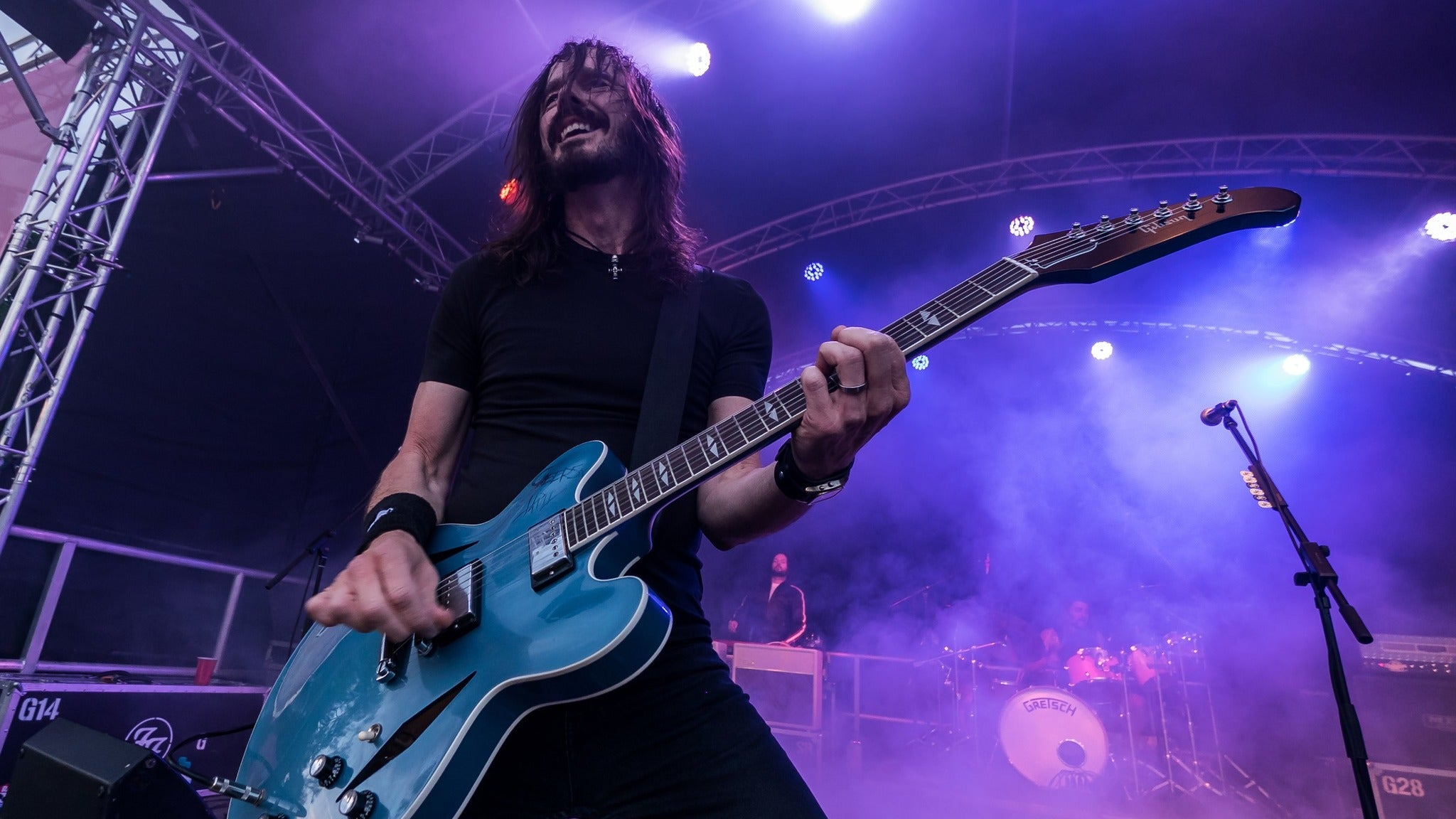 UK Foo Fighters tickets (Copyright © Ticketmaster)