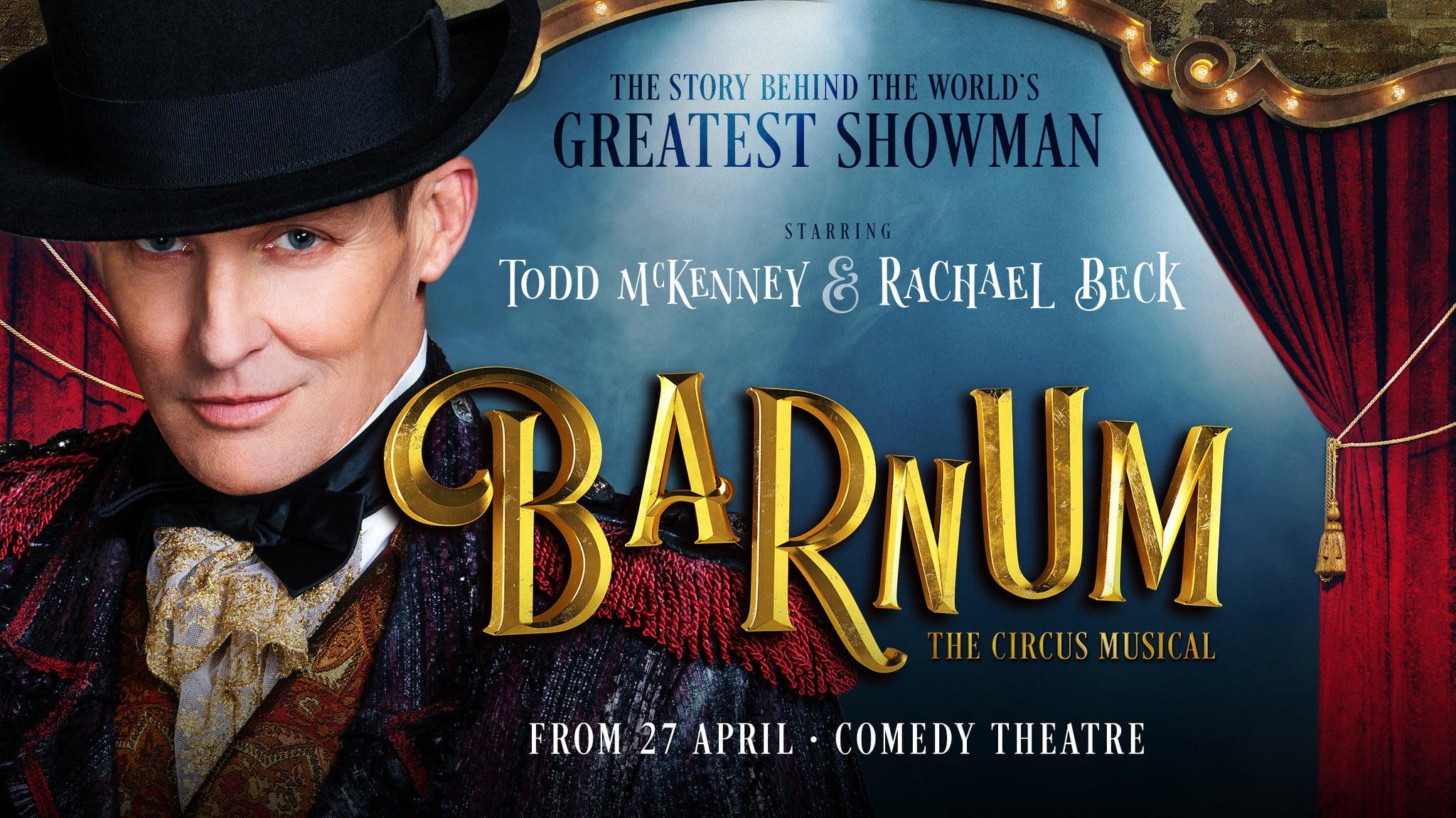 Barnum - The Circus Musical