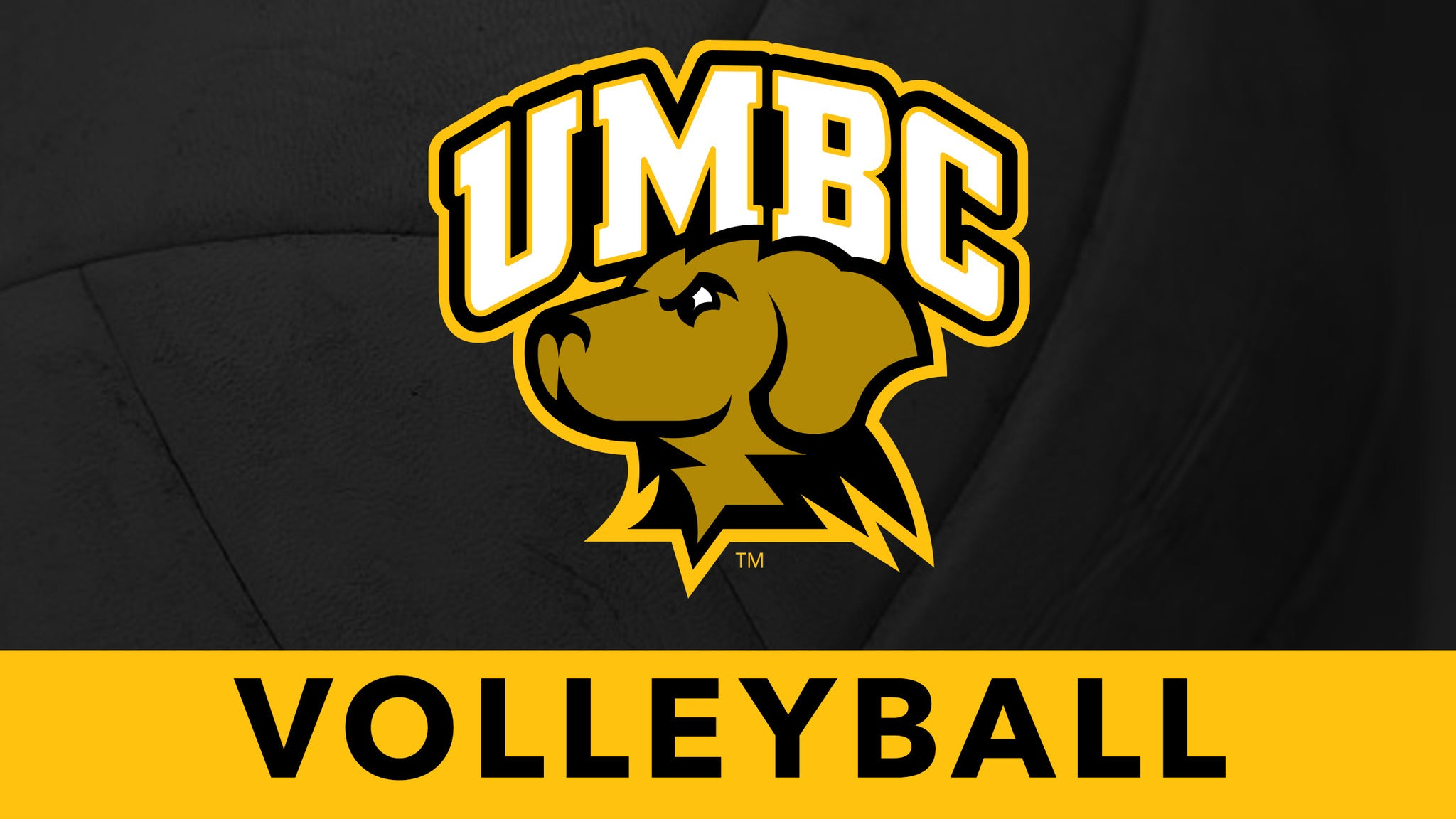 UMBC Retrievers Volleyball