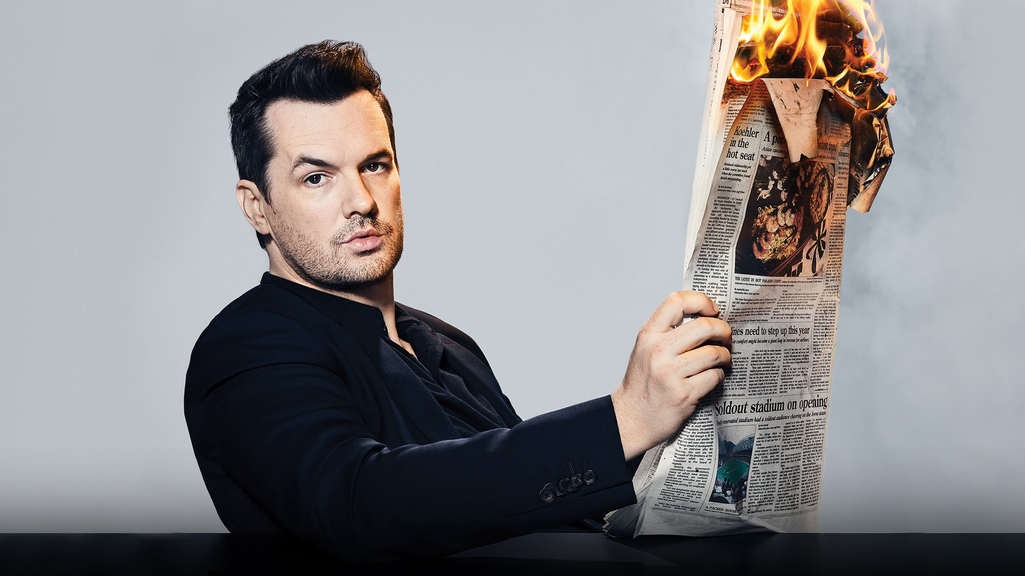 Jim Jefferies – The Night Talker Tour at Orpheum Theatre - Minneapolis, MN 55403