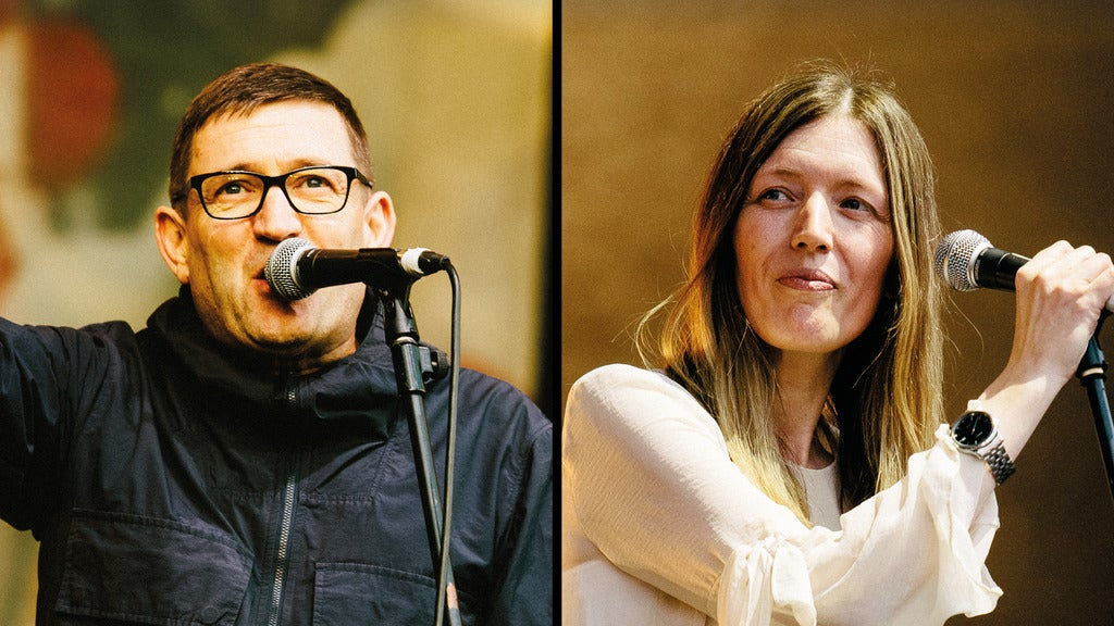 Paul Heaton & Jacqui Abbott First Direct Arena Seating Plan