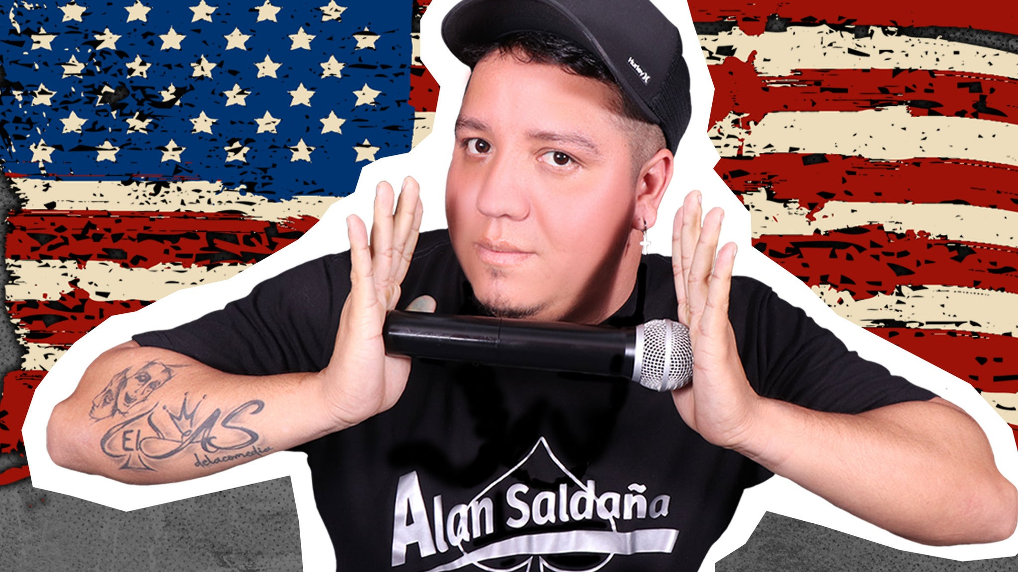 Alan Saldaña at Duke Energy Center for the Performing Arts