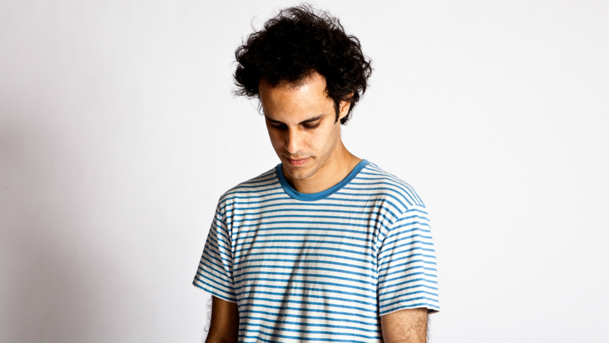 Main image for event titled Four Tet Live with Lighting By Squidsoup