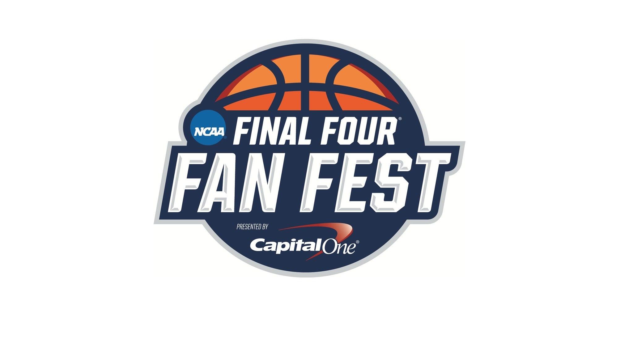 Final Four Fan Fest at BB&T Center