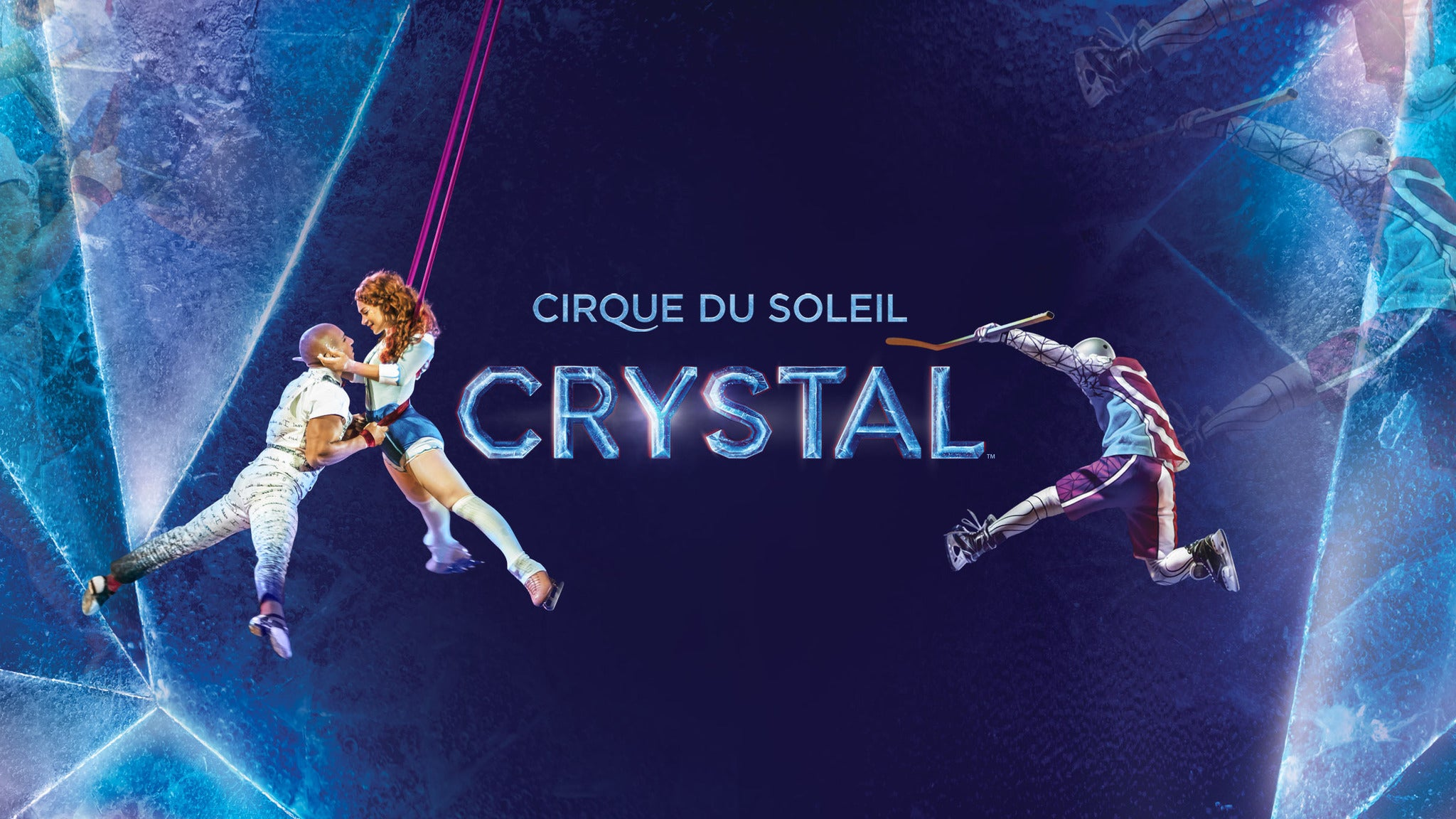 Cirque du Soleil Crystal at SAP Center at San Jose