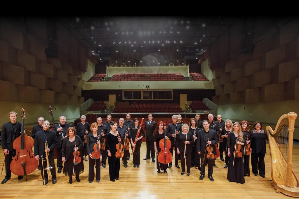 Indianapolis Chamber Orchestra: Piazzolla Centenary
