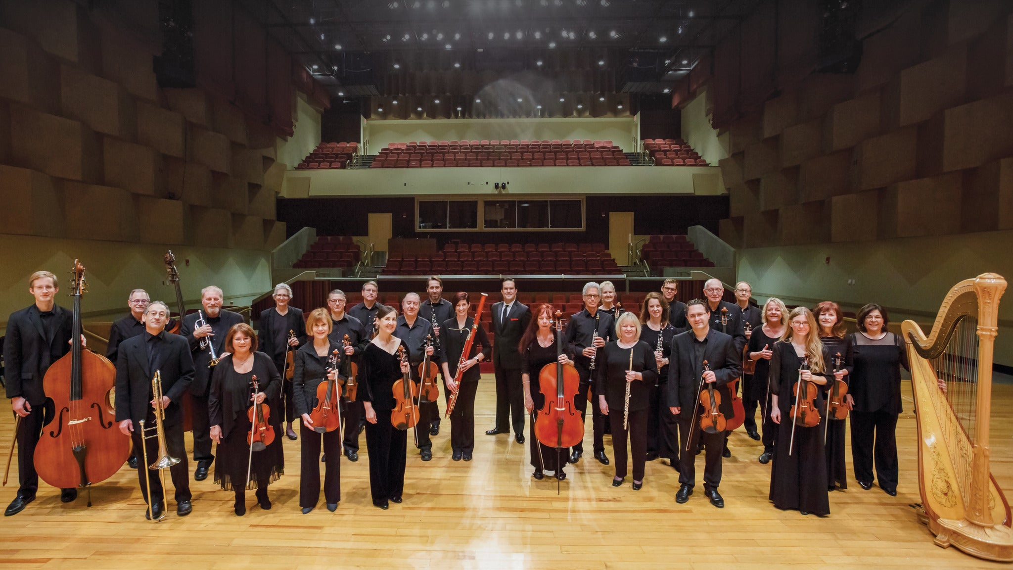 Indianapolis Chamber Orchestra: Classic American