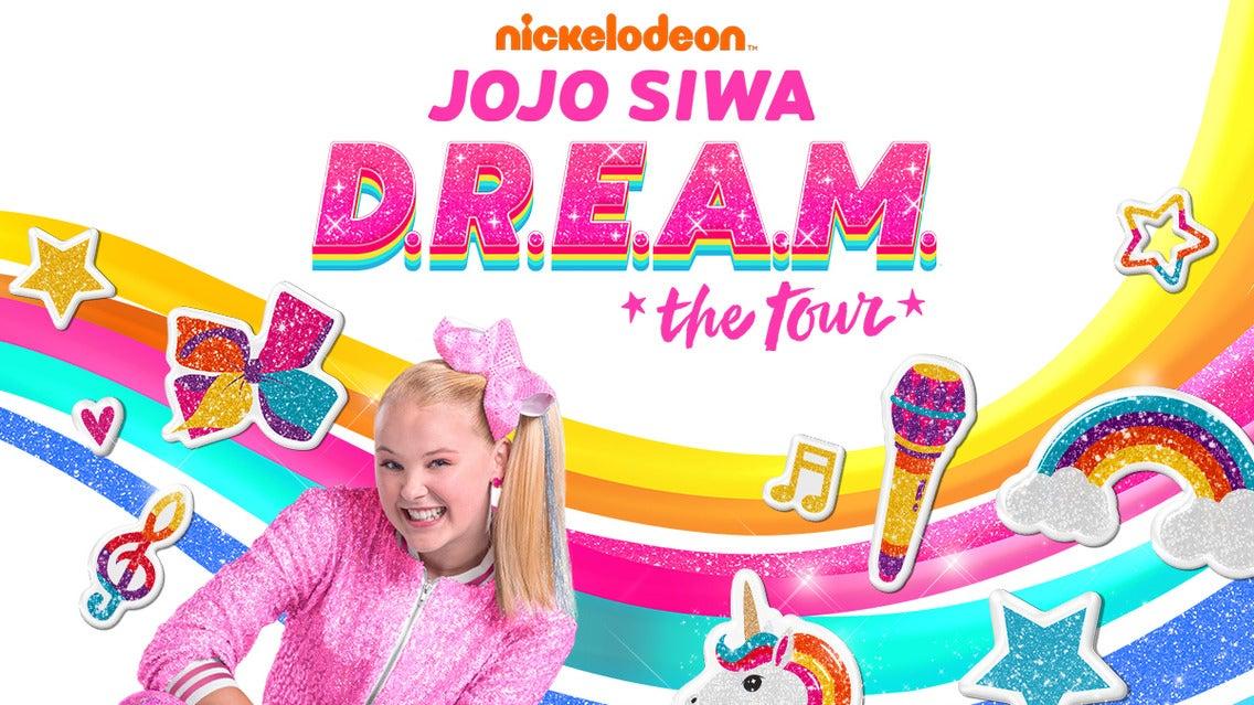 JoJo Siwa - Nickelodeon's JoJo Siwa D.R.E.A.M. The Tour