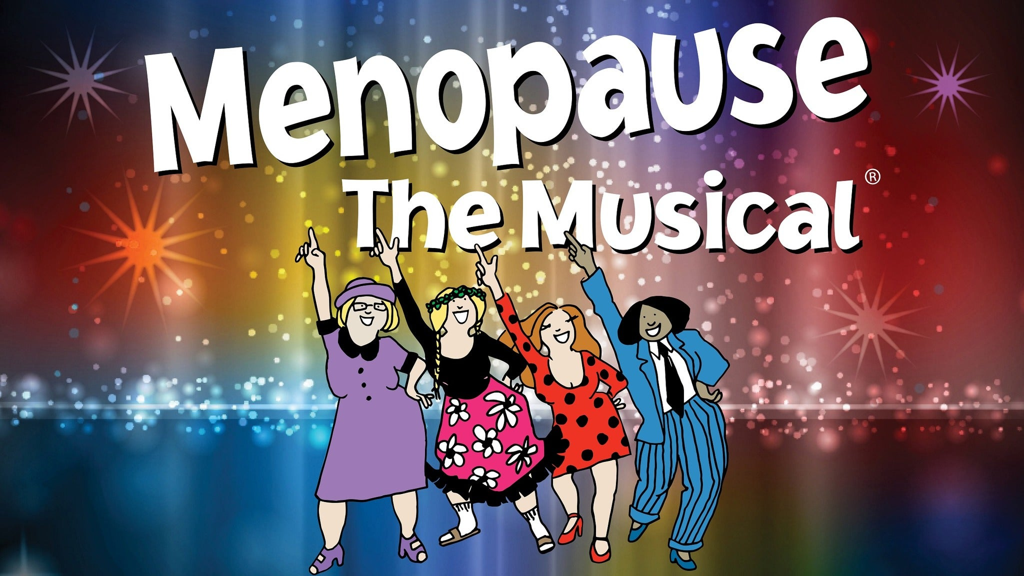 Menopause The Musical at Bergen Performing Arts Center