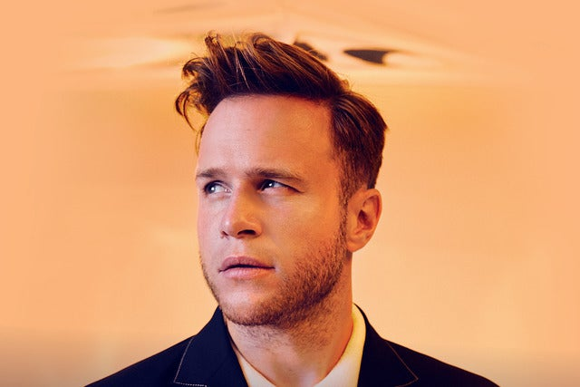 Olly Murs - Presale Seating Plans