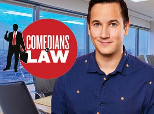 Matt Ritter Presents: The Comedians at Law