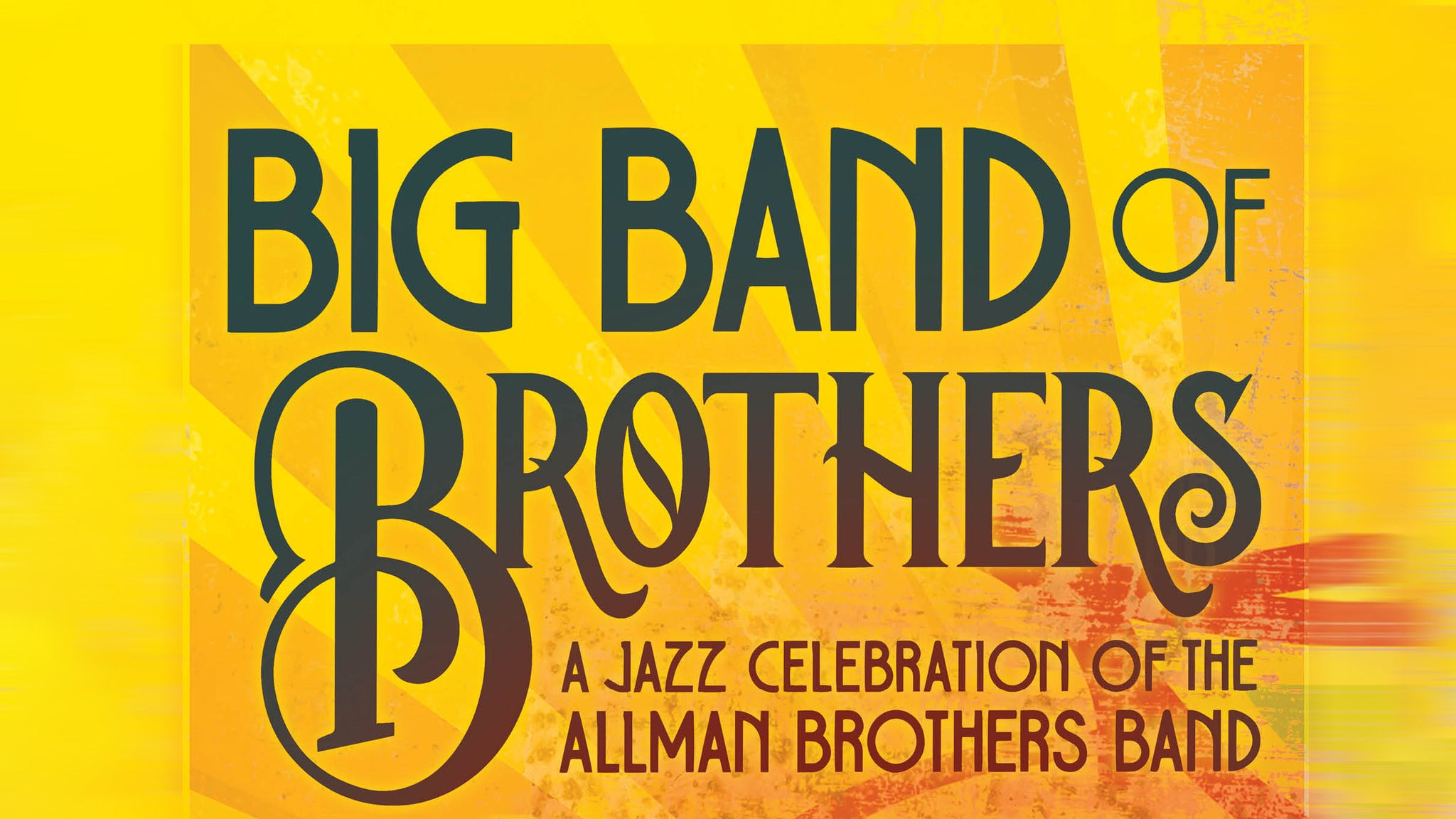 Big Band of Brothers at The Lyric Theatre - Birmingham, AL 35203