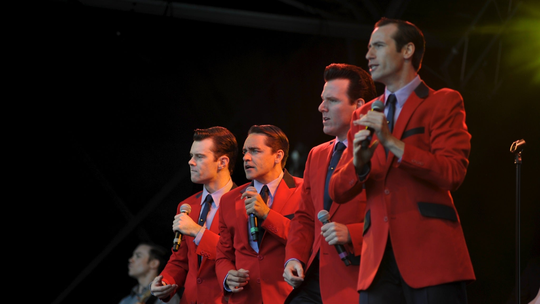 foto ticket Jersey Boys
