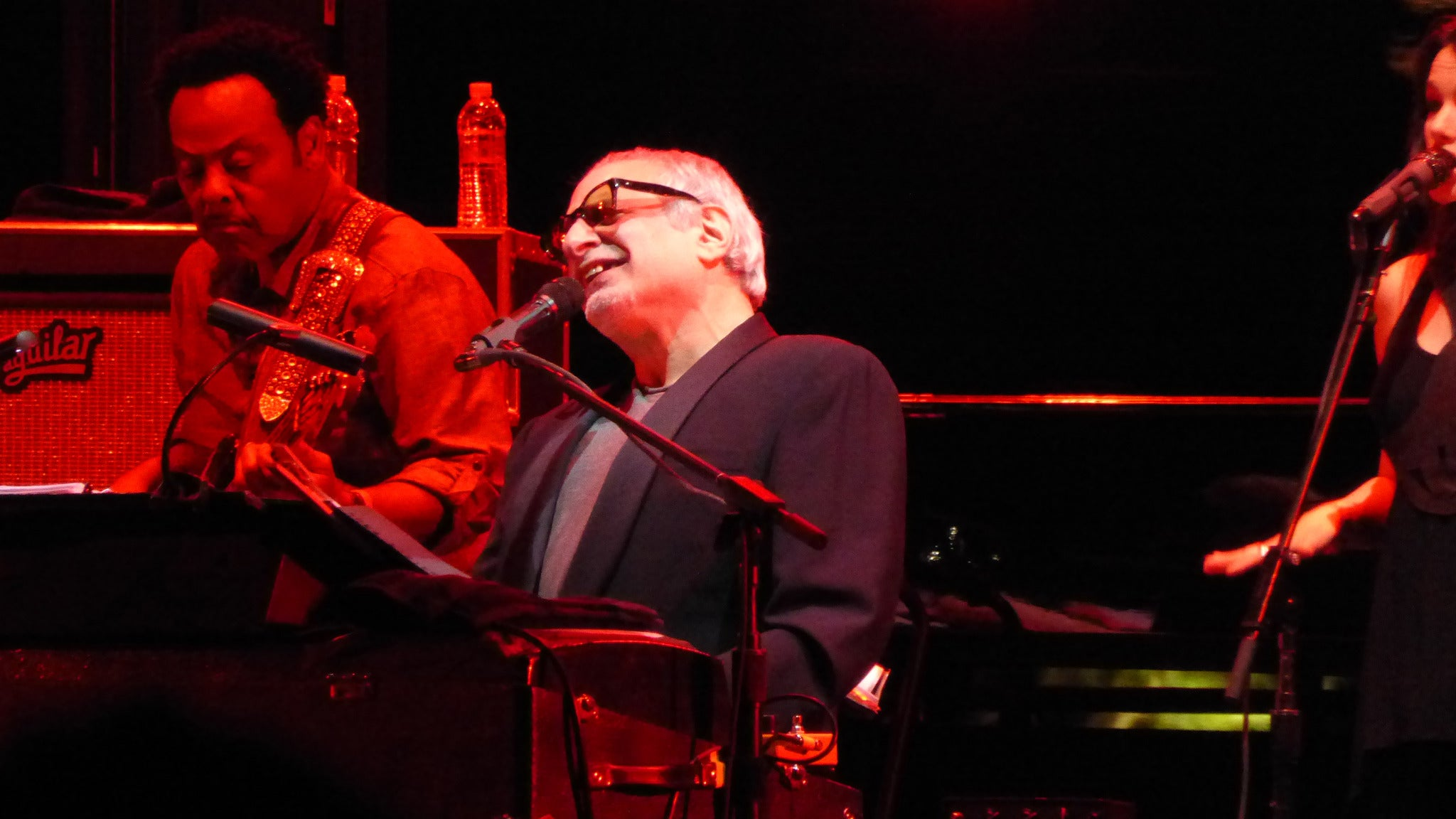 Donald Fagen at Ruth Eckerd Hall
