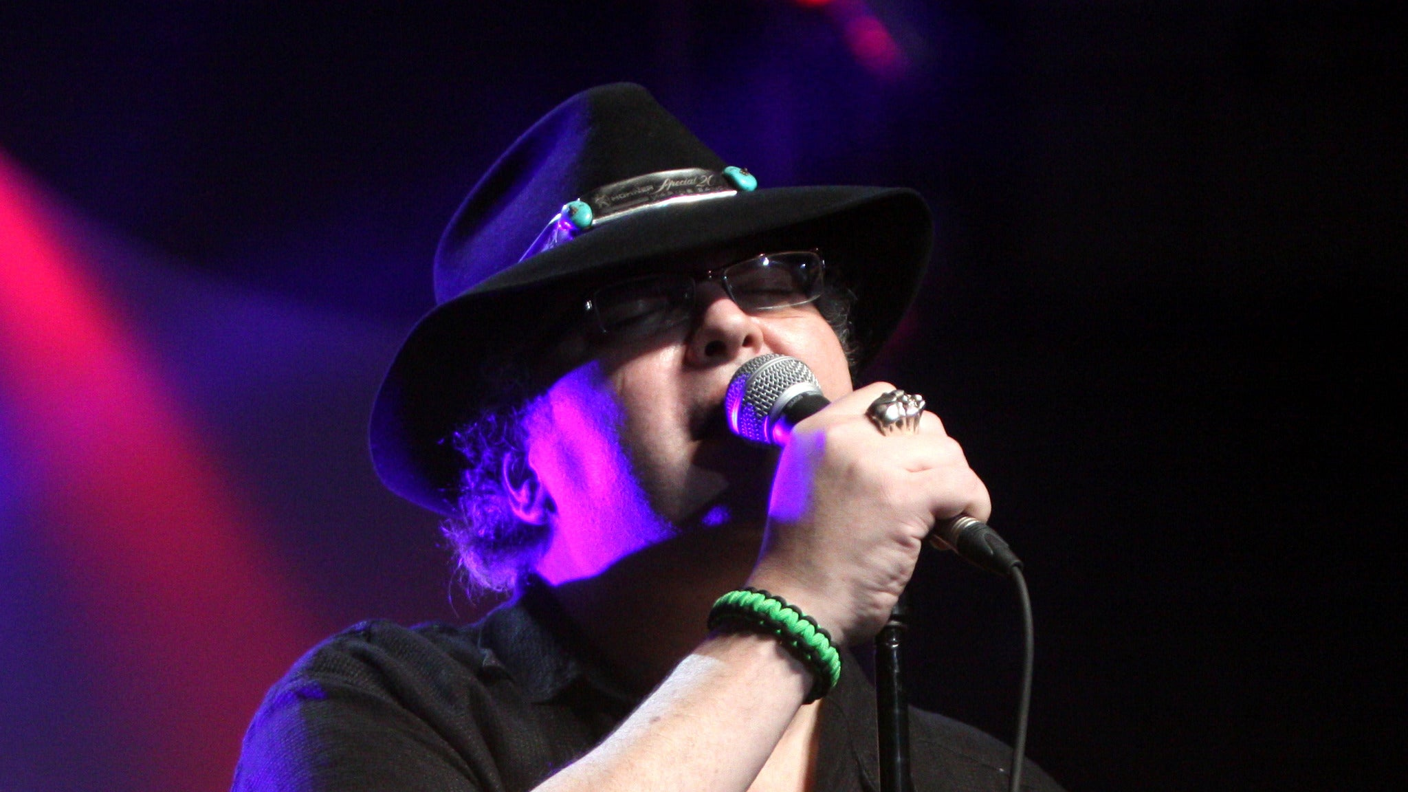 John Popper of Blues Traveler at The Canyon