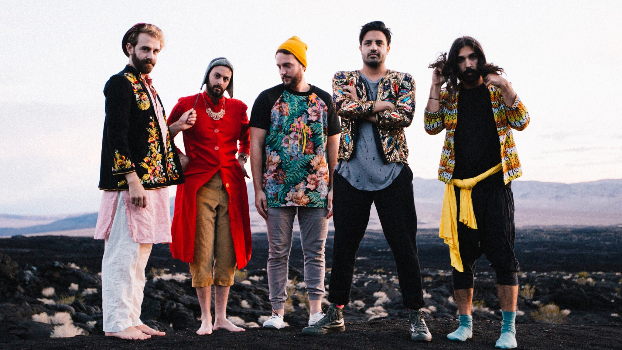 ALT 92.9 Presents Young the Giant: Home of the Strange Tour
