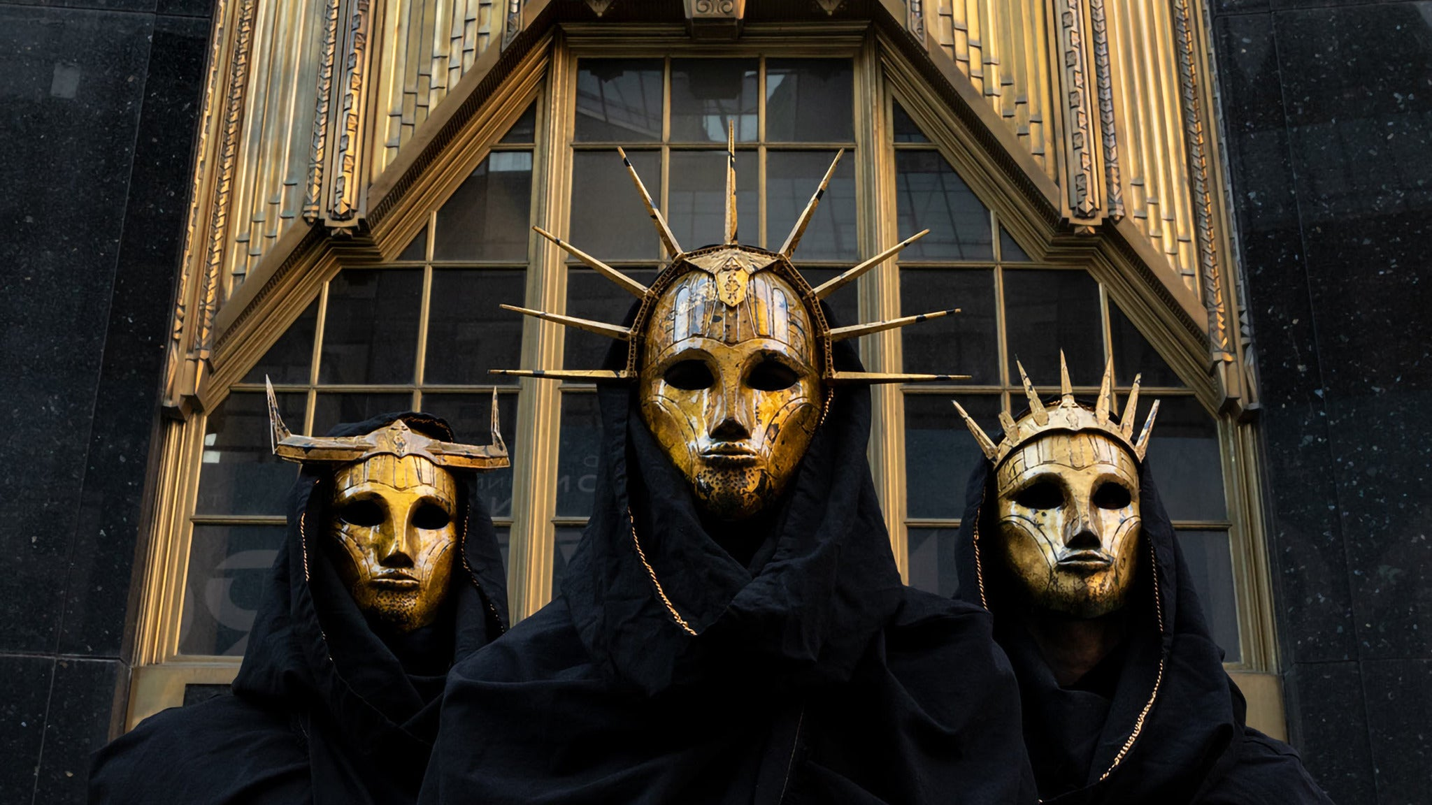 Imperial Triumphant And Pyrrhon at The Masquerade - Hell