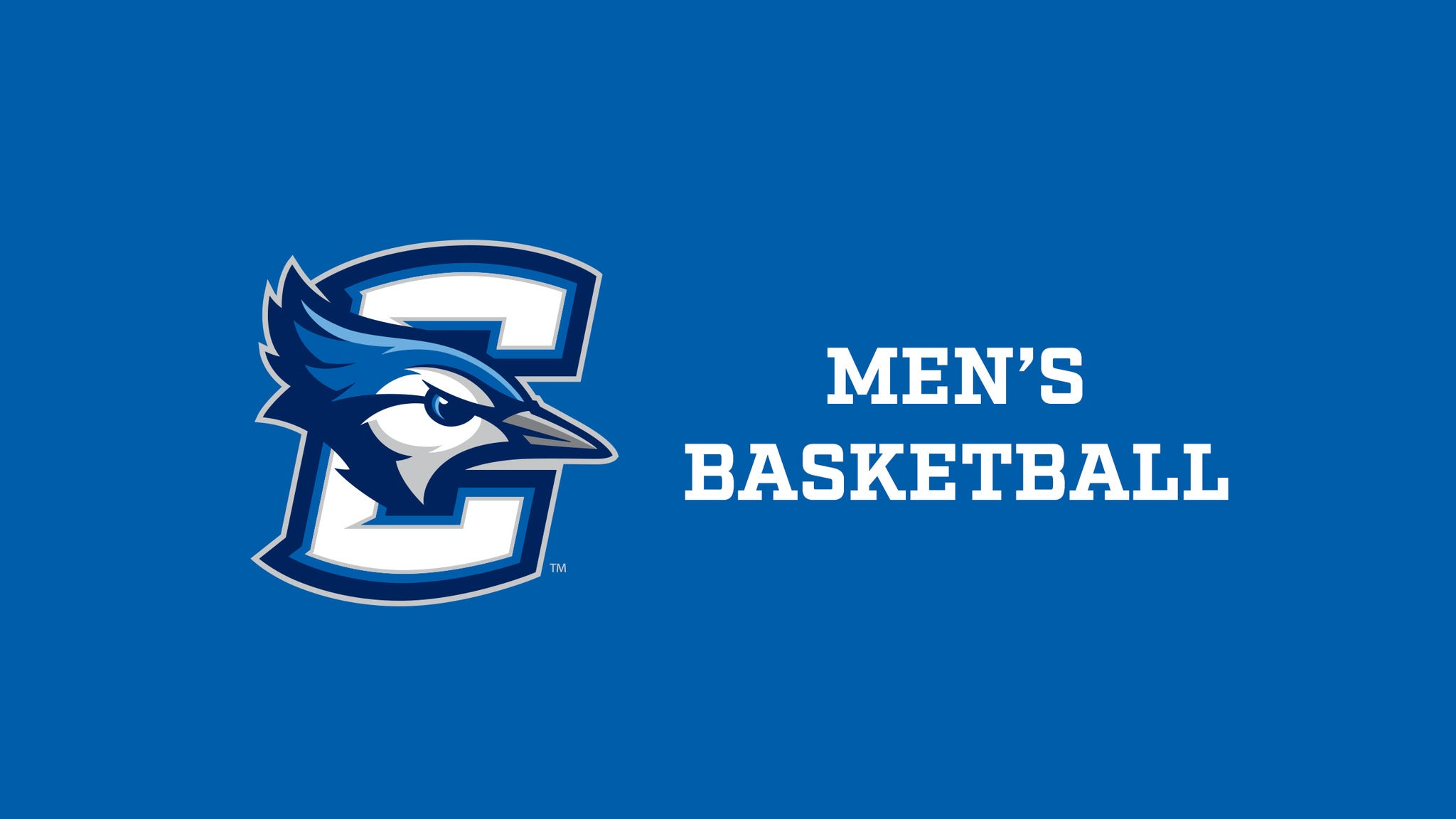 Creighton Bluejays Men's Basketball vs. McKendree University Bearcats Men's Basketball