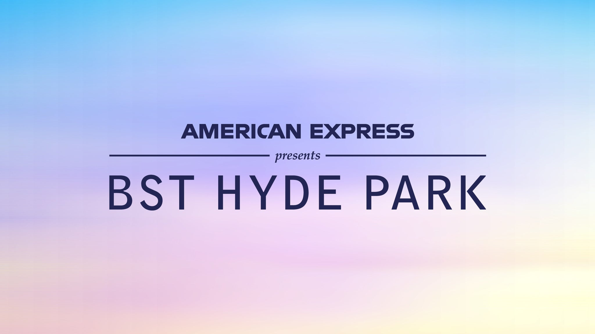 American Express presents BST Hyde Park - Pearl Jam tickets (Copyright © Ticketmaster)