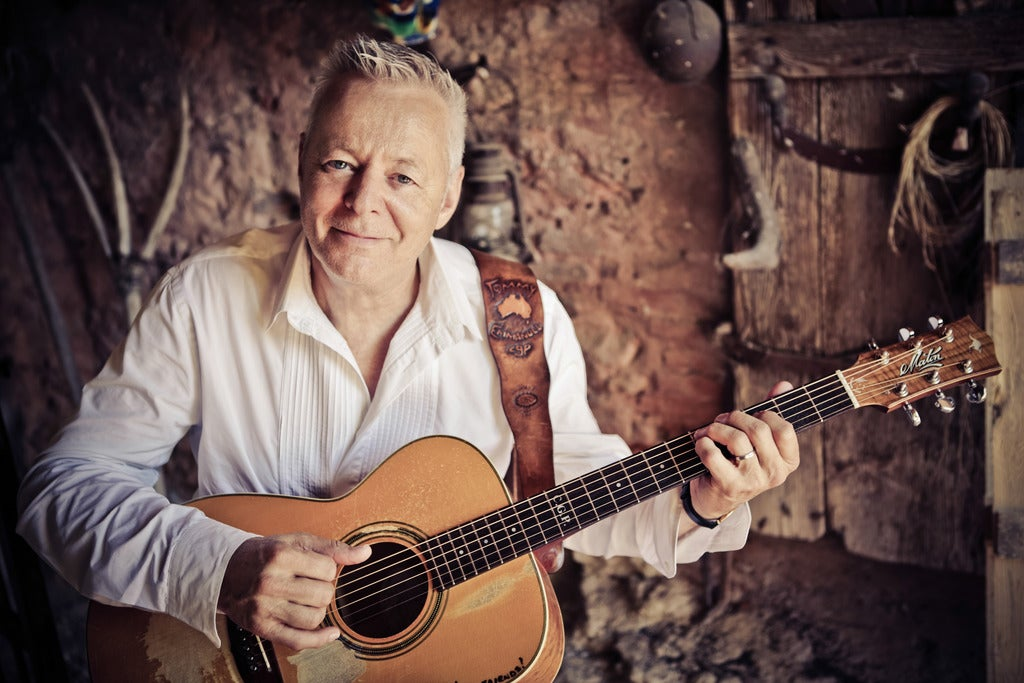 Tommy Emmanuel Plus Special Guest JD Simo / Accomplice One Tour