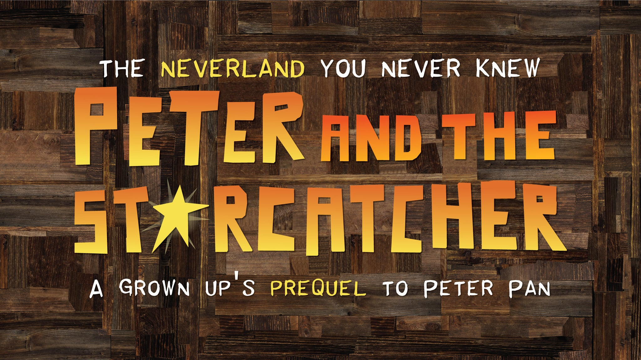 Peter and the Starcatcher at Angus Bowmer Theatre