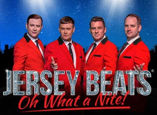 The Jersey Beats tickets (Copyright © Ticketmaster)
