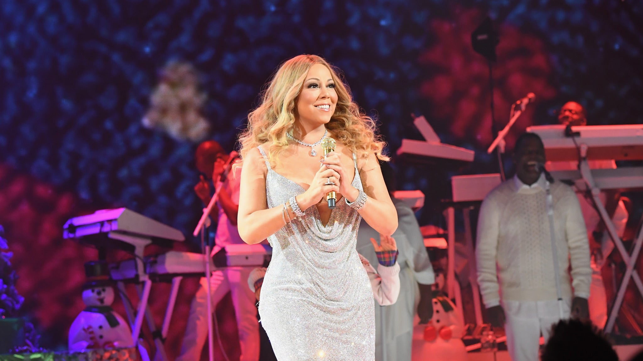 Mariah Carey at The Grand Theater at Foxwoods Resort Casino