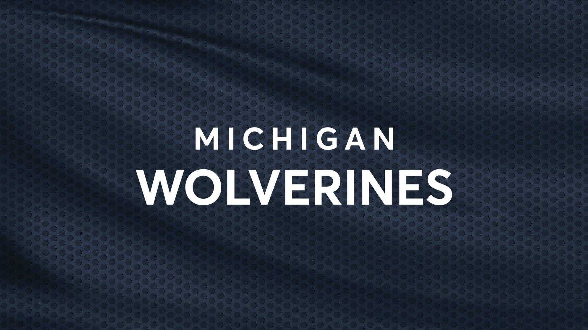 Michigan Wolverines Hockey vs. Minnesota Gophers Mens Hockey