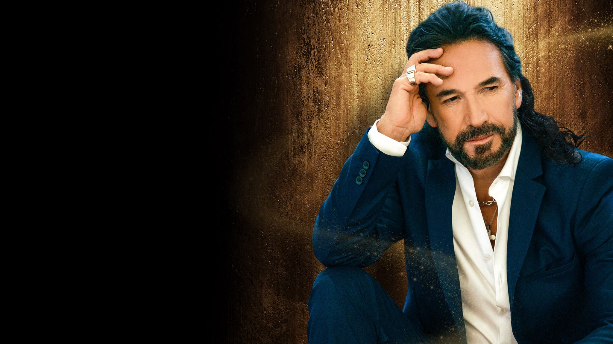 Marco Antonio Solís - Official VIP Packages