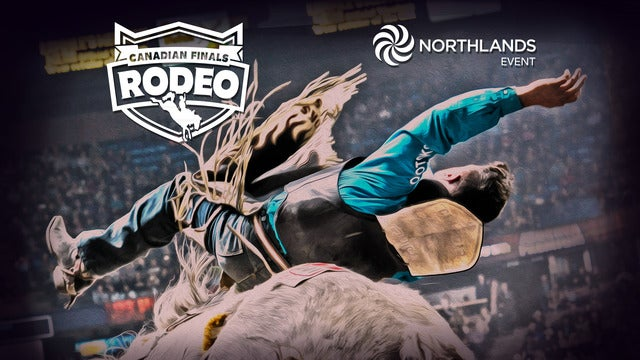 Canadian Final Rodeo - Wednesday Evening