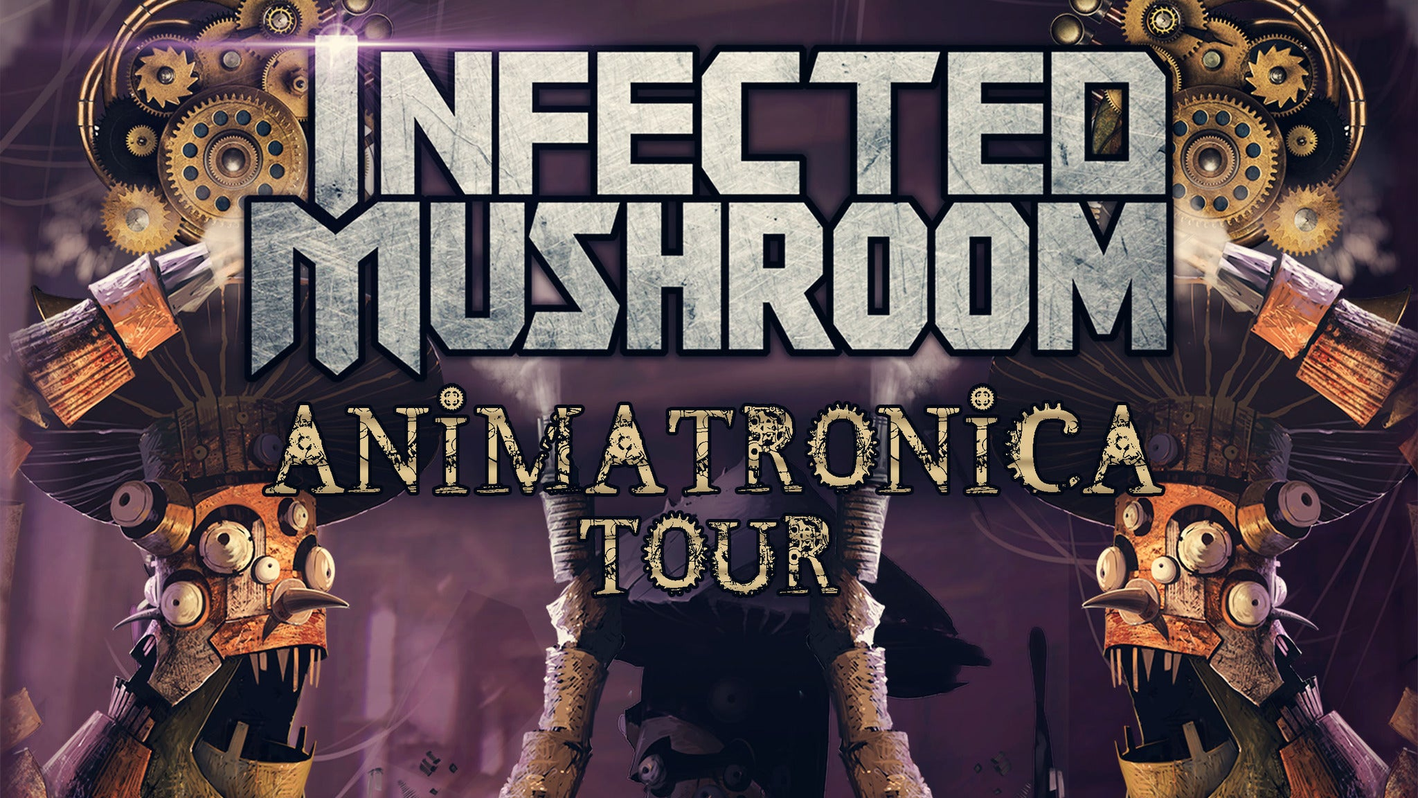 Infected Mushroom at Mystic Theatre