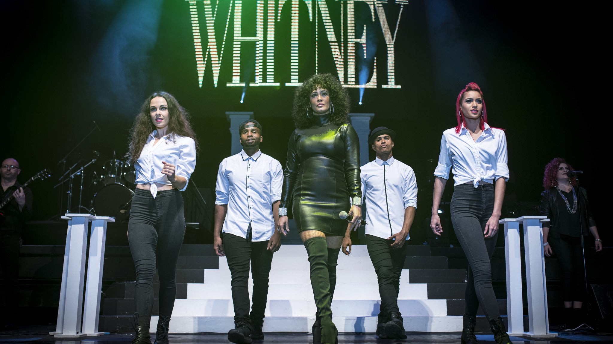 The Grestest Love of All: The Whitney Houston Show
