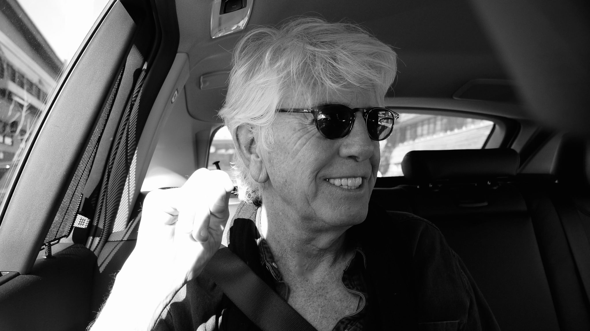 Graham Nash at The Queen