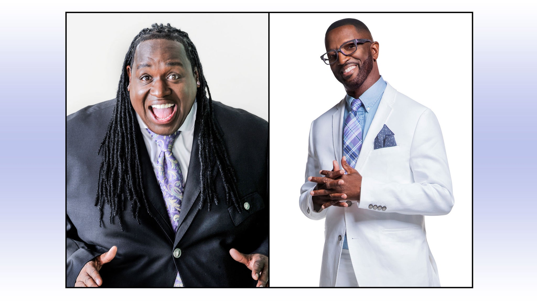 Bruce Bruce at Montgomery Performing Arts Centre