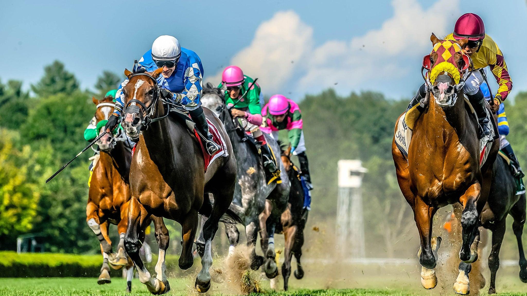 Saratoga Race Course Miller Lite Picnic Paddock
